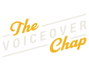 the voiceover chap logo