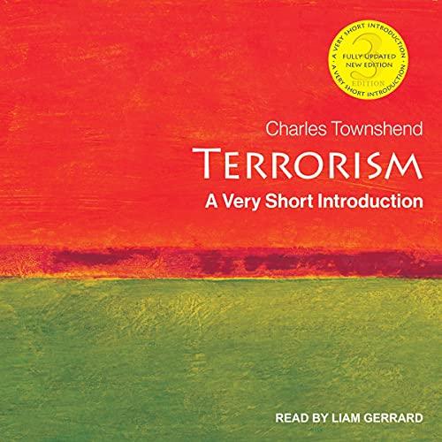 Northern British voiceover Liam Gerrard narrates Terrorism